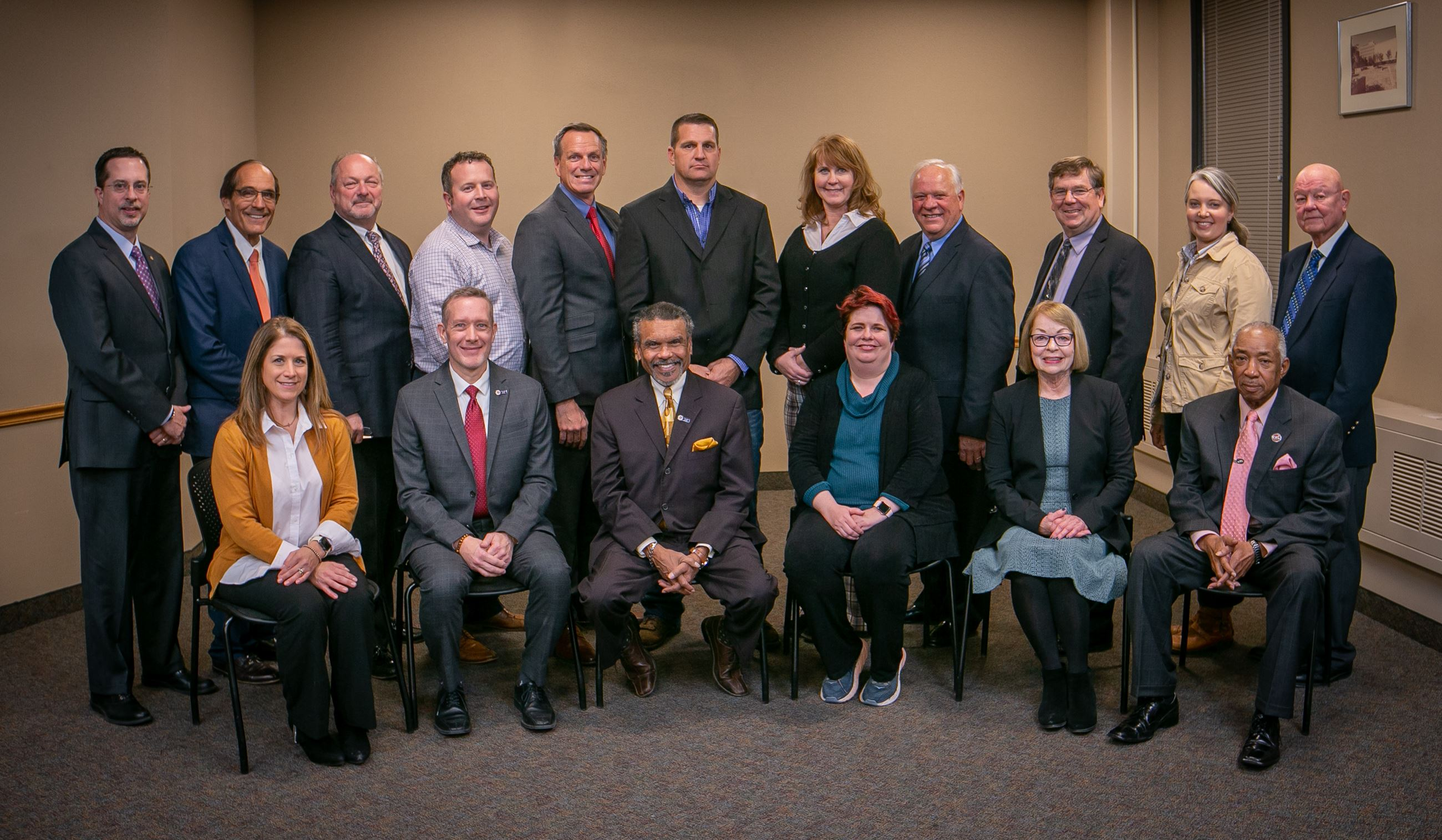 2019 Board Group Photo