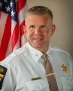 Brian Asbell, County Sheriff